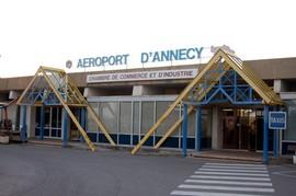 photo Annecy Aéroport