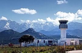 photo Calvi Aéroport