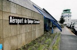 photo Quimper Aéroport