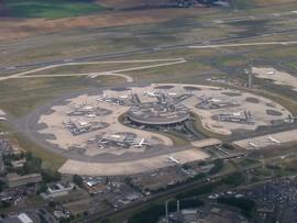 photo Roissy CDG Aéroport