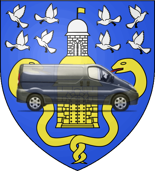 Coulommiers blason