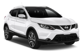 location Nissan Qashqai 4x2 Bordeaux