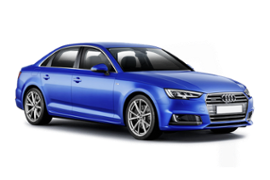 location Audi A4 Berline La Rochelle