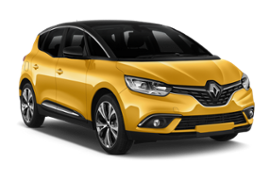location Renault Grand Scenic 5+2 Places La Rochelle