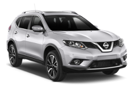 location Nissan X-trail 5+2 Auto Lille