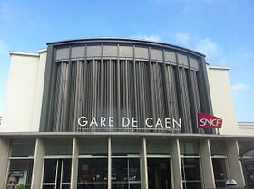 photo de Caen Gare SNCF