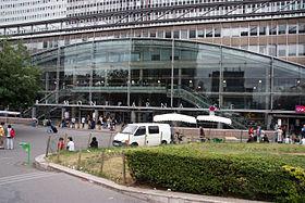 photo Paris Gare Montparnasse