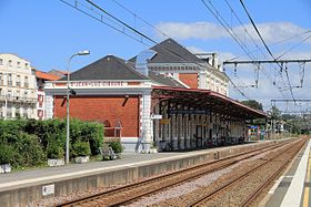 photo de Saint Jean de Luz Gare SNCF