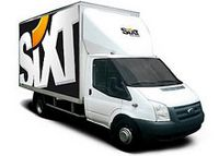 SIXT camion 20m3